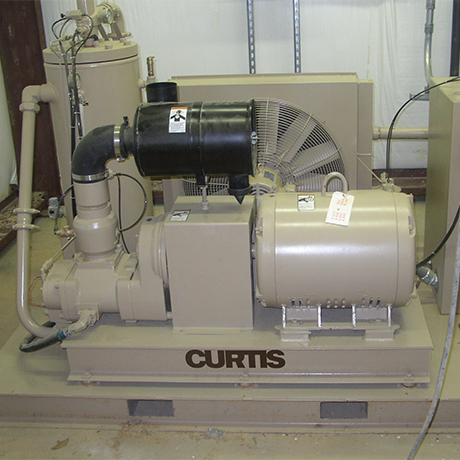 Reciprocating, Rotary Screw, and VFD Air Compressors